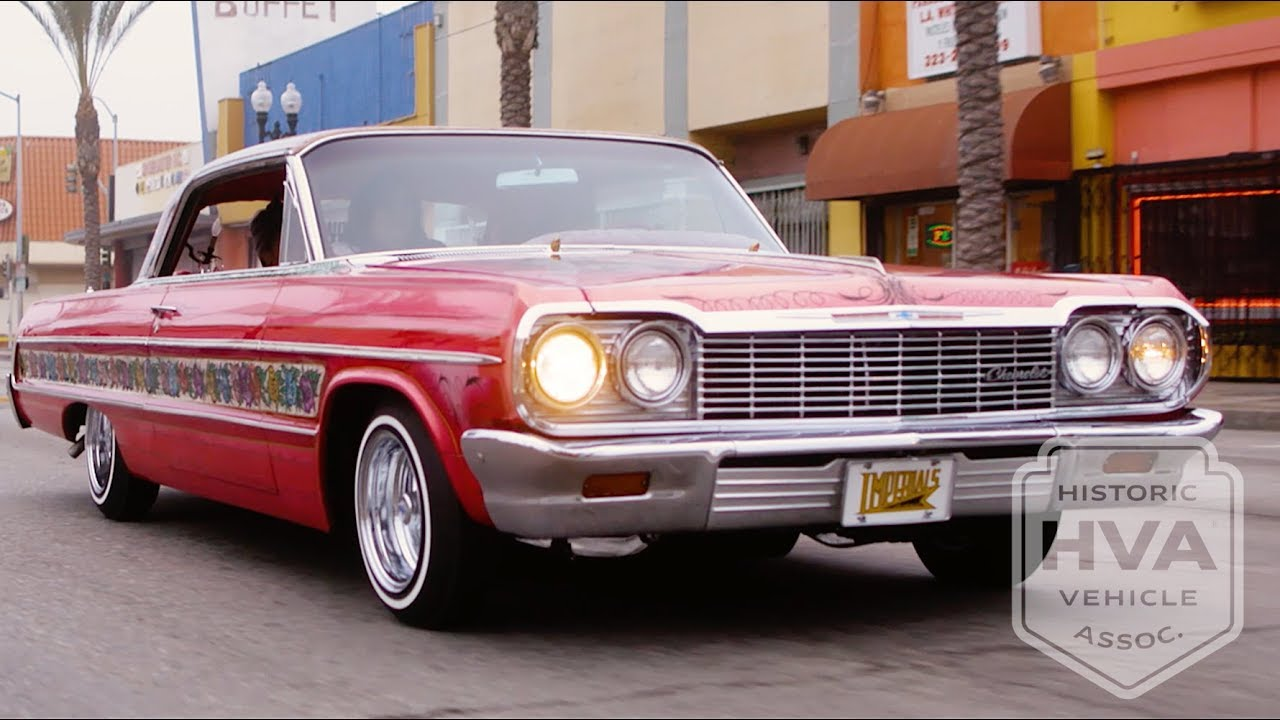 Free Car History Report >> Gypsy Rose: Lowrider Legend | Historic Vechicle ...