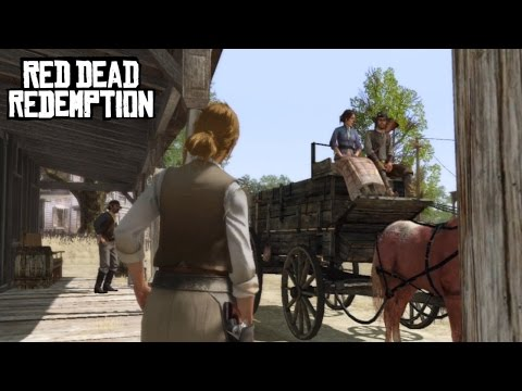 Old Friends, New Problems - Red Dead Redemption Mission #51 (HD)