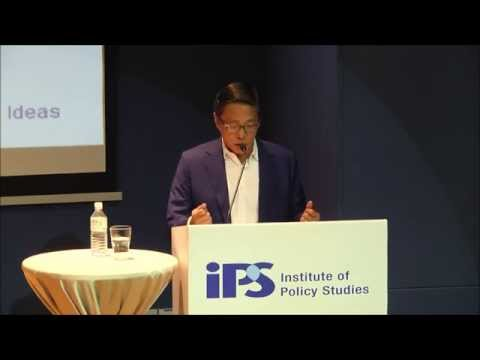 IPS-Nathan Lecture IV - Demography and Family by Mr Ho Kwon Ping