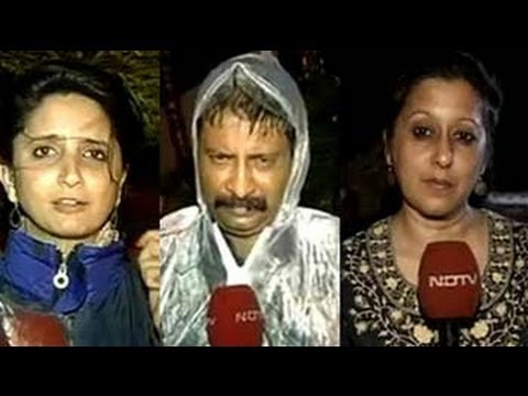 Cyclone Phailin hits Odisha coast: NDTV reports from Ground Zero