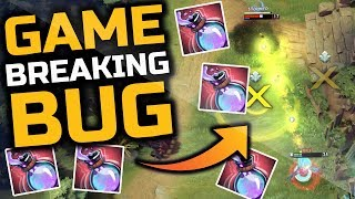 MORPHLING GAME-BREAKING BUG 7.22c PATCH - UNLIMITED STUN - WTF ABUSE DOTA 2