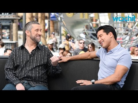 Dustin Diamond Reunites With Mario Lopez For Tell All