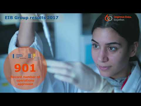 Key EIB results 2017 and 2018 outlook – Results press conference