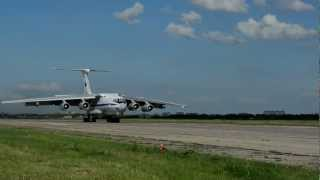 "Ил-78М: посадка ""по-афгански"""