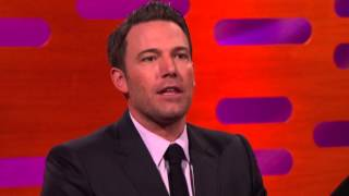 Ben Affleck on winning his first Oscar - The Graham Norton Show: Preview – BBC One