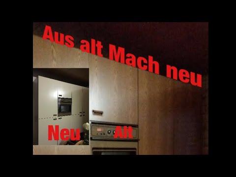 Wir streichen unsere Küche neu + Mama ihre Reaktion auf ihr Geburtstag Video