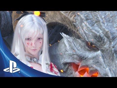 Drakengard 3 Debut Trailer