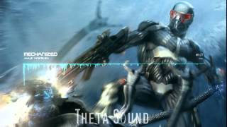 Theta Sound Music - Mechanized (Dark Hybrid Sound Designl)