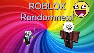ROBLOX Randomness W/Zol! Episode 2: Suppliers!