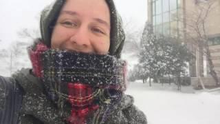 Ayazağa'da Kar, Vadi Yürüyüşü 2017: Vlog#2