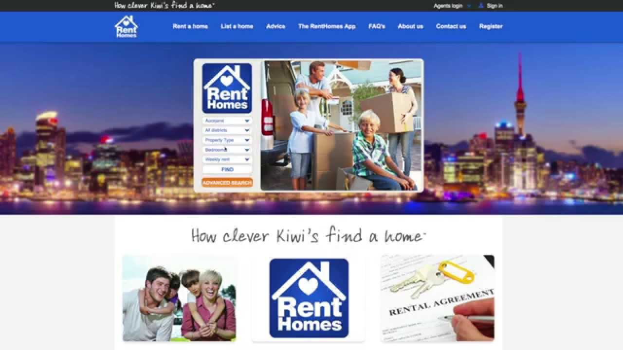 How to find the perfect rental home in new zealand youtube for How to find the perfect home