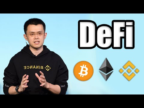 Warning to All DeFi Cryptocurrency Investors in 2020 | CZ, founder and CEO of Binance | Interview