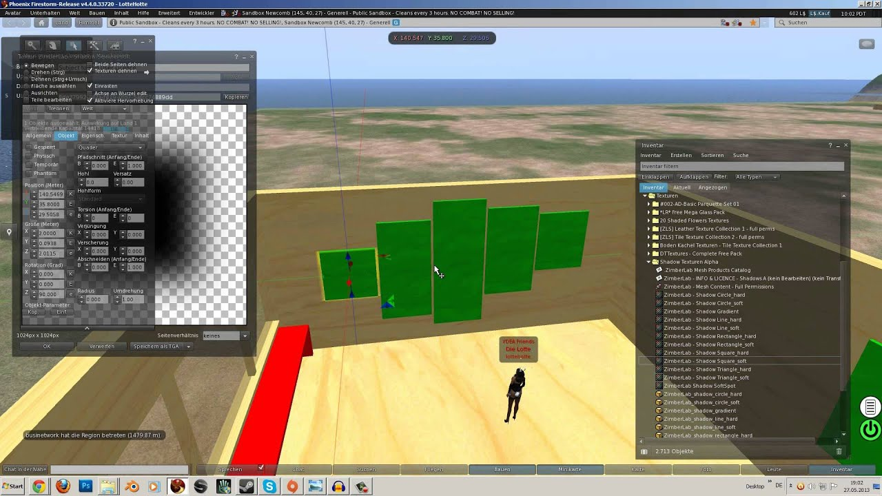 Let S Play Second Life 18