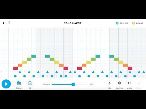 chrome lab music experiments