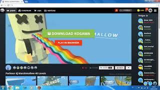 Como Jogar Pelo Launcher 2019-20 Kogama