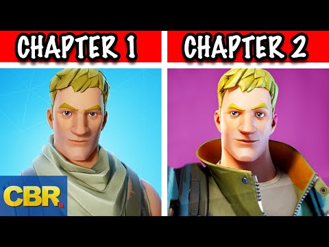 Fortnite Chapter 2 Everything That's New