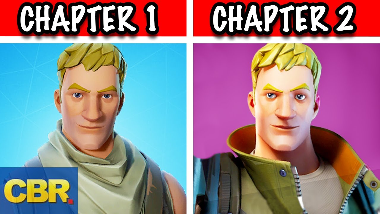 Fortnite Chapter 2 Everything Thats New