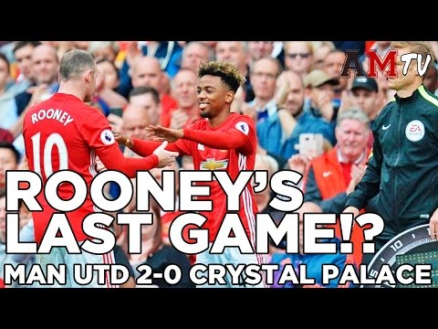 The Aftermath: Live! | Manchester United 2-0 Crystal Palace | GOALS: Harrop, Pogba