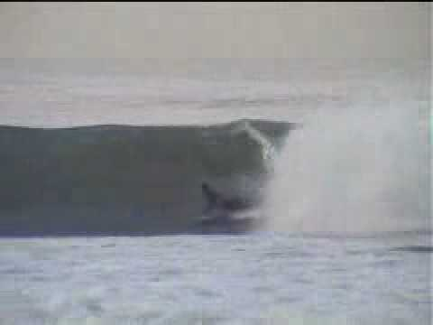 Al Taylor @ Cave Rock - Tube into Reverse Air