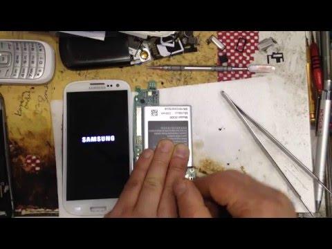 Samsung Galaxy S3 I9300 Kasa Ekran Değişimi / I9300 Safe Exchange