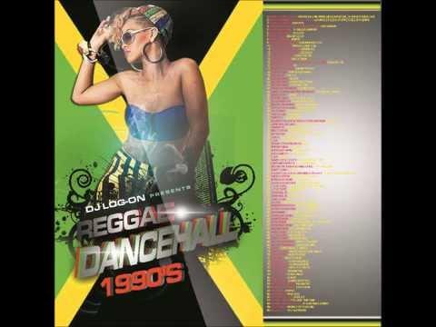 DJ LOGON - 1990S BEST DANCEHALL MIX
