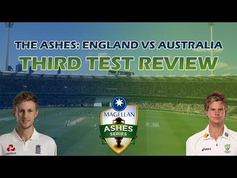 Ashes 2017-18 Series | 3rd Test Review | Live Stream Discuss