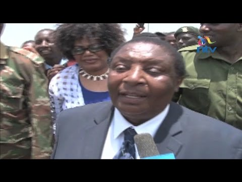 Man claiming to be Ntimama's son attends his funeral