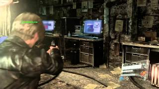 Let´s Play Resident Evil 6 - Leon 2-3 - Part 8 - Coop