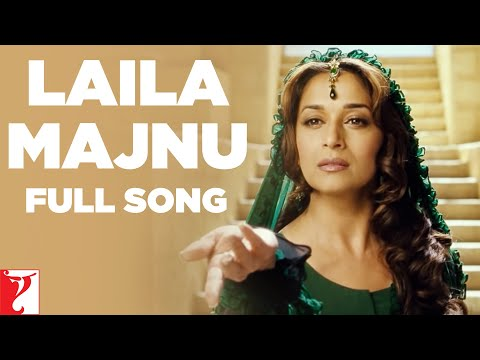 Laila Majnu - Full Song | Aaja Nachle | Madhuri Dixit | Konkana Sen | Kunal Kapoor