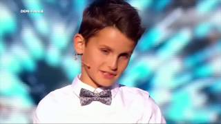 Simon Demie Finale La France a un Incroyable Talent 2016