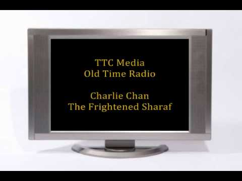 Charlie Chan - Murder In Cabin 15 - Old Time Radio