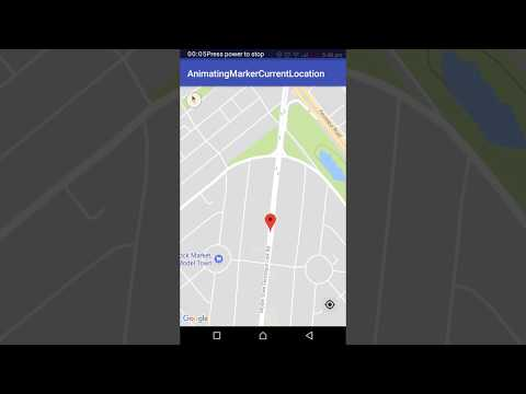 get current location google maps android studio