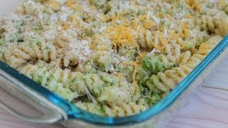 Baked Mac N Cheese With Broccoli Pesto Recipe