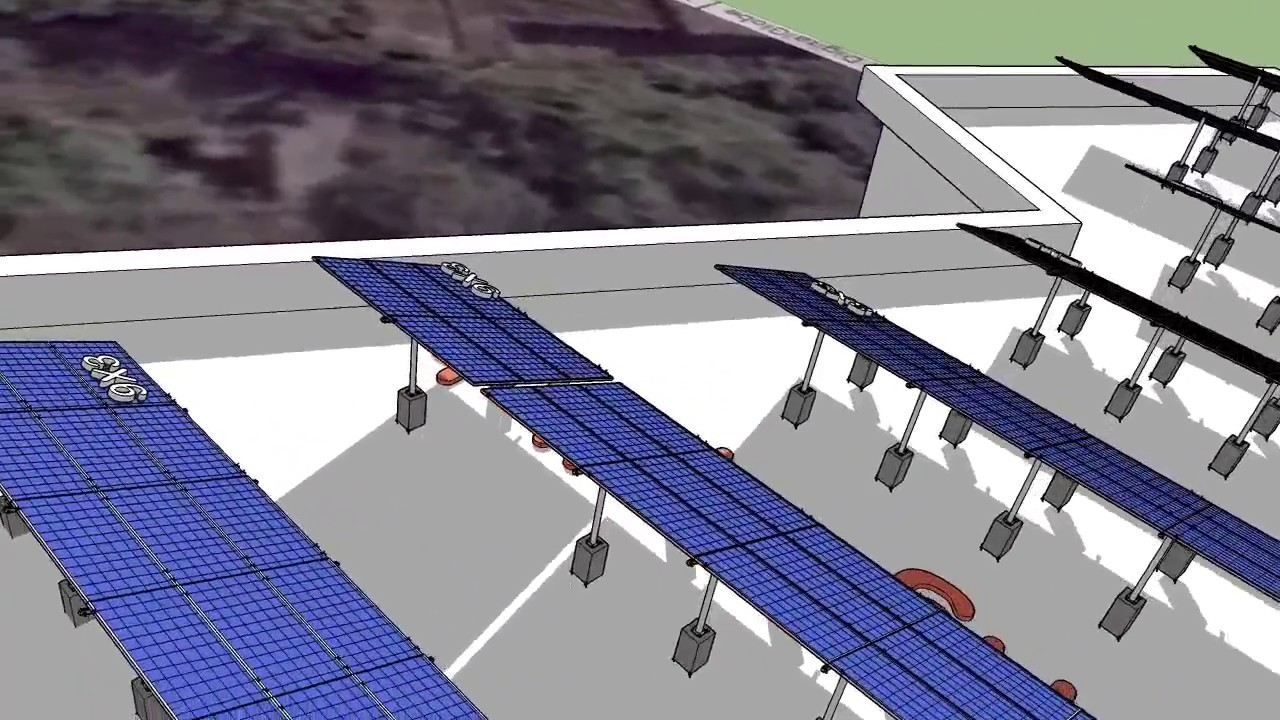 Perfect Rooftop Solar Power Plant Designing Youtube