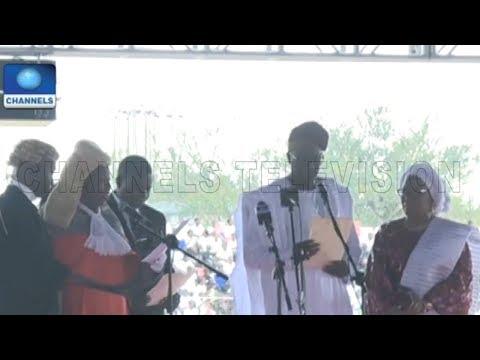 Gboyega Oyetola Sworn-In As Osun Governor