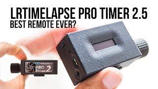 bEST timelapse remote EVER? LRTimelapse Pro Timer 2.5