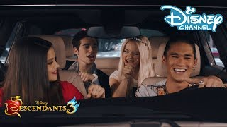 Descendants 3 | CARscendants 🚘:  Break This Down | Disney Channel NL