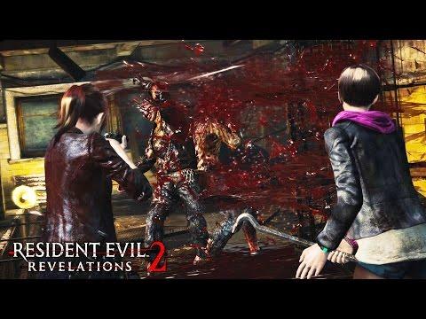 RAID MODE: Resident Evil Revelations 2   EPIC Moments   Resident Evil Revelations 2 Funny Montage