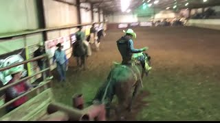 Montana's Tyler Turco favorite for saddle bronc title at College National Finals