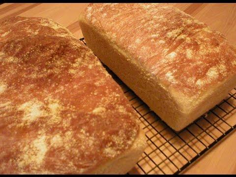 English Muffin Bread Bakery Recipe