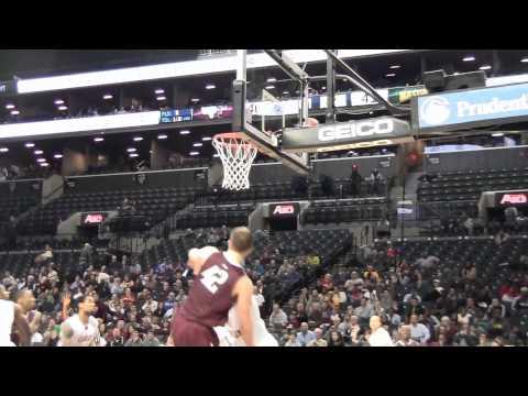Atlantic 10 Men's Basketball Tournament: #13 seed Fordham upsets #12 George Mason 70-67