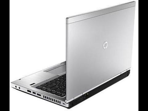 HP Elitebook 8470p Core i5 4GB Ram 500GB HDD
