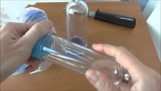 Розпакування герметичних контейнерів (преформа)...канал SID tv