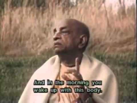 Srila Prabupada Lectures About The Death Process