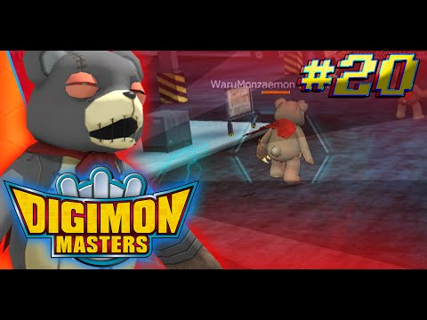 Digimon Masters Online - Ep 20