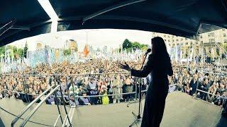 Discurso de Cristina Kirchner en Comodoro Py, 13 de abril de 2016 (completo)