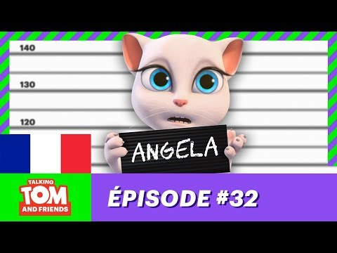 Talking Tom and Friends  Le secret d'Angela Épisode 32
