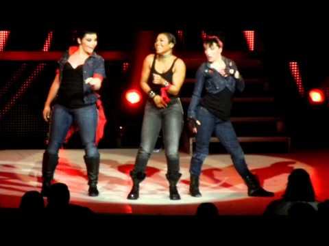 Janet Jackson Up Close & Personal Tour Las Vegas NV Aprili 22 2011
