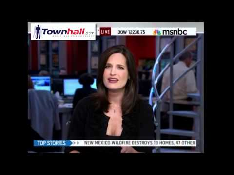 MSNBC's Brewer Displays Cleavage While Mocking Men Who Stare At Cleavage