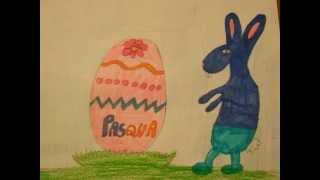 Buona Pasqua e buona primavera dai bambini della Terza C!
